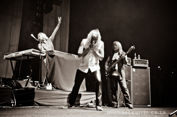 Uriah Heep at GrandWest, 1 June 2010